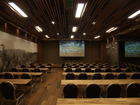 Conference hall Autumn